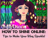 How to Shine Online: e-Course by Crafty Chica
