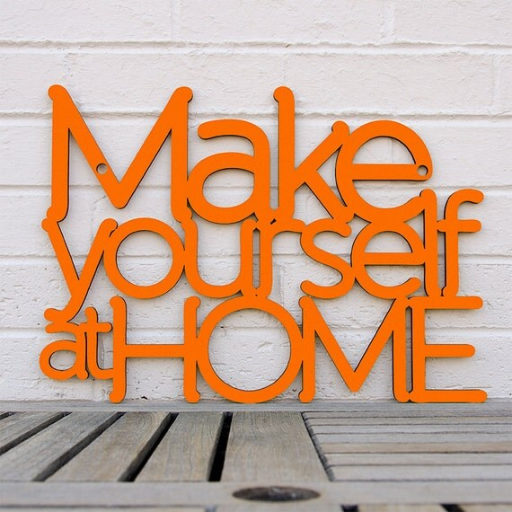 Make Yourself at Home DISCONTINUED