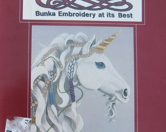 Thread Artist Bunka Embroidery Catalogue