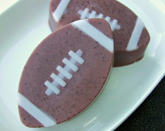 Teen Boy Gift. Mens Gift. Football Soap, Football Party Favors, Gifts for Men, Boys, Fantasy Football, Sports Gifts, Gift for Brother