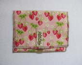 Strawberry Fields Forever Sandwich Bag