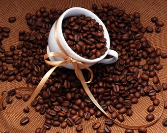 Coffee Gingerbread Flavored Coffee 4 ounces Whole Bean or Ground free