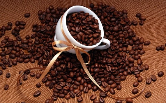 Coffee Amaretto Flavored Coffee 16 ounces Whole Bean or Ground free