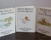 Set of 3 Beatrix Potter Mini Books
