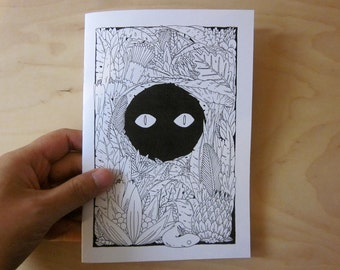 They Come At Night Zine