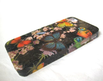 Night Butterflies iPhone 5/5S Case Back Cover