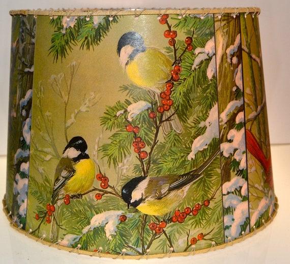 Adirondack Decor Birds Medium Chickadee Cardinal Finch