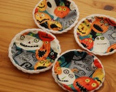 Halloween Hostess Drink Coasters