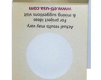 Opaque White Resin Pigment Colorant Liquid Castin Craft