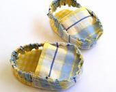 Baby shoe sewing pattern PDF frayed loafer moccasin bootie slipper beach sandal tutorial easy newborn boy girl shower gift digital epattern