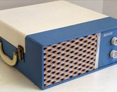 1950s Montclair Record Player Refurbished with Warranty