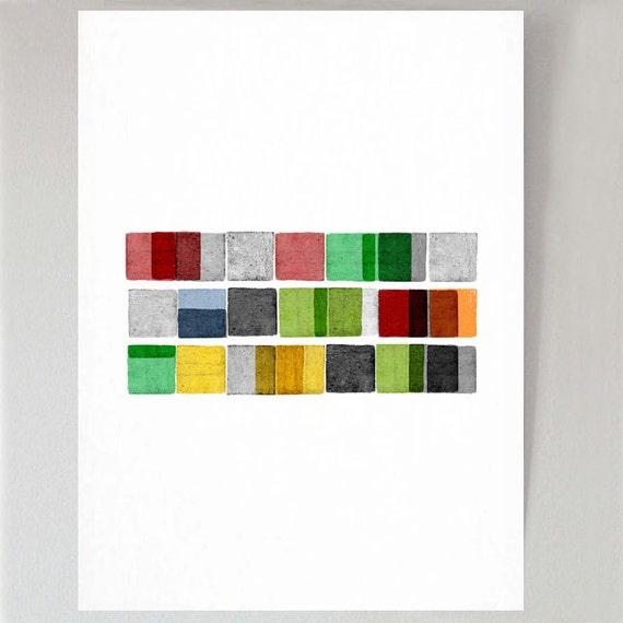 Twenty-one Blocks