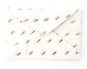 Roxy Marj Grains Print Envelope Clutch