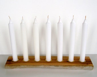 Sycamore Candle Holder for 7 Candles