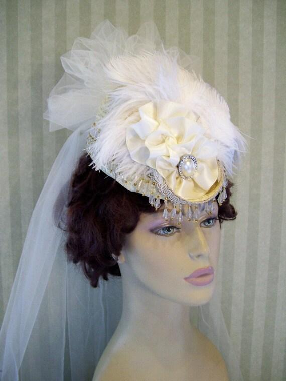 Mini Riding Hat Steampunk Hat Mini Top Hat Wedding Hat Victorian Hat Derby Hat Halloween Hat