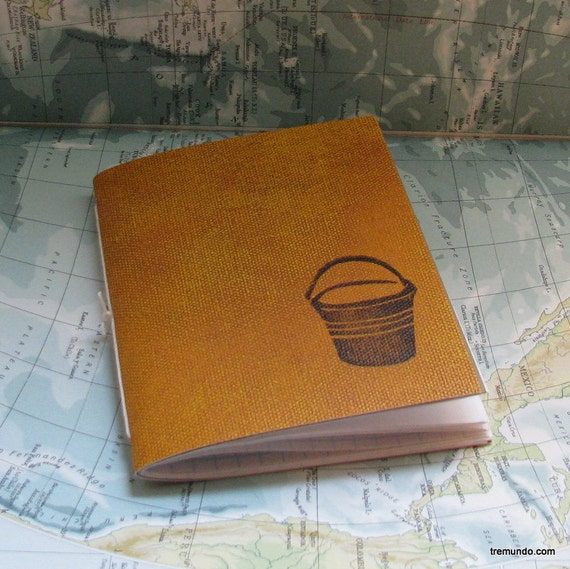 bucket list pamphlet journal