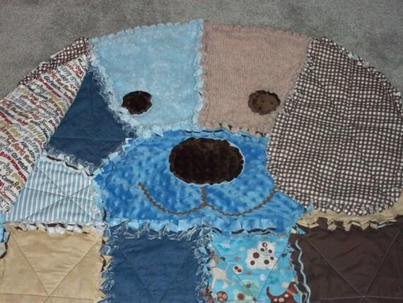 Love that Puppy Rag Quilt