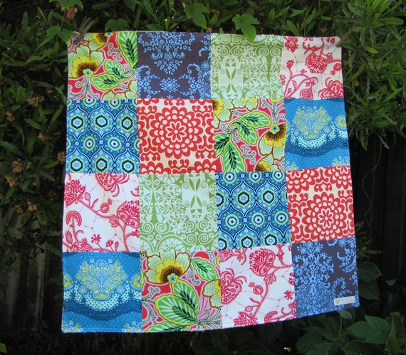 Amy Butler Baby Blanket Ready to Ship