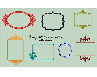 Frames to Display Kid's Artwork