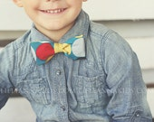 Lilly Anna Kids Polka Dot Boys Bow tie