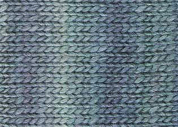 Wool Soy Yarn, 500 yds DK weight, 200 grams, 7 oz.  Self-striping, can be used for felting.