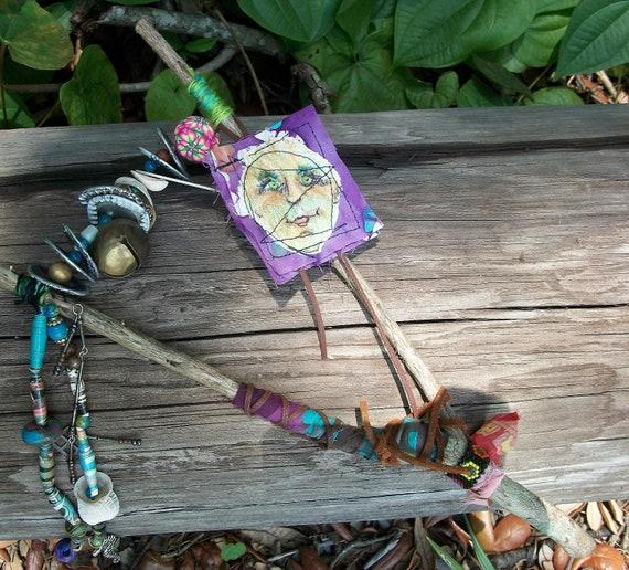 Spirit Shaker, The Tribal Moon, Hippie Festival Fun