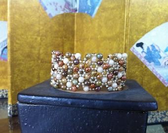 Warm Melange Bracelet