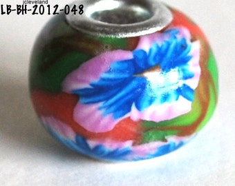 Polymer Clay Beads, Polymer Beads, Beads for Sale, Loose Beads, Clay Beads, Handmade Beads, Fimo Beads, Beading Supply, Euro Style Beads