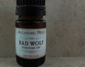 Bad Wolf - Perfume Oil - Red Berries and Dark Woods