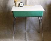 1960s School Desk made by Heywood Wakefield