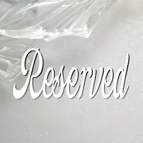 Bleeding Heart - Flower Pendant - Reserved for KM
