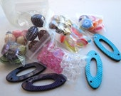 Beader's Delight - Mystery Grab Bag of Beads and Such: Plastic/Lucite
