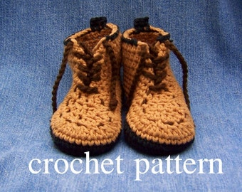 Baby work boots Etsy