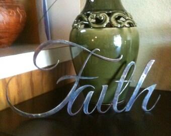 Metal Word Faith / Word of Inspiration