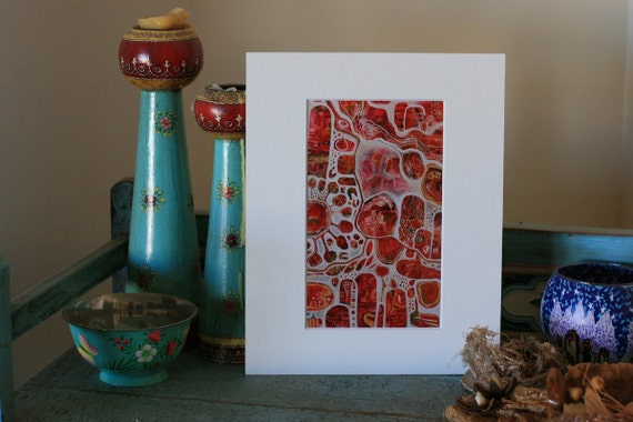 LIMITED EDITION Giclee Print by Donna Heart 'Dream Out Loud'