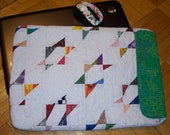 Custom Quilted Laptop Sleeve
