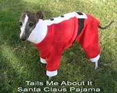 Santa Claus Dog Pajama (Original TMAI design)