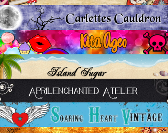 Shop Banner, Custom Banner, Website Banner Design, Blog Banner, Header Design