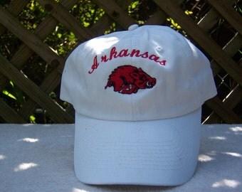 Arkansas Razorbacks Cap
