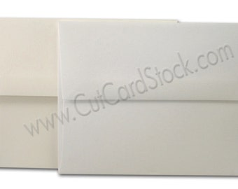 Savoy 100% Cotton A1 Envelopes 25 pack