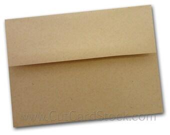 Speckletone KRAFT A7 Envelopes - 50 pk