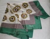 Baroque Paoli vintage scarf