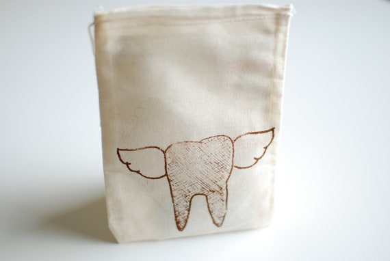 tooth fairy kit - coral
