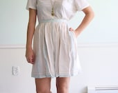 Lumberjacks Daughter Vintage 80s Pastel Printed FAUX BOIS Stripe Full Swing Mini Skirt XS/S