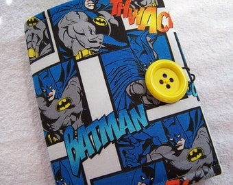 Coloring Wallet - Batman, Crayons and Paper Included