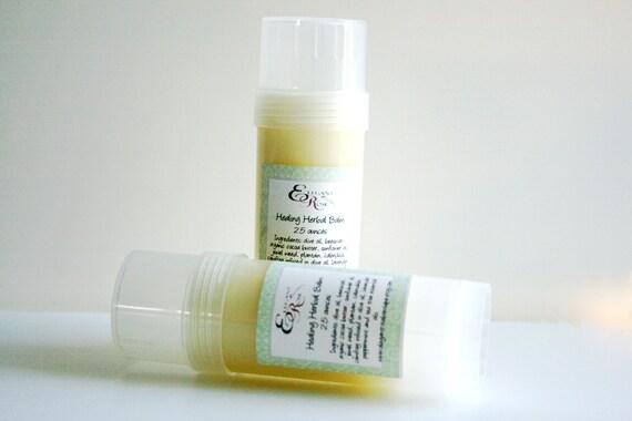 Herbal Healing Balm -  Itch Relief Balm - Family Size Herbal Healing Balm