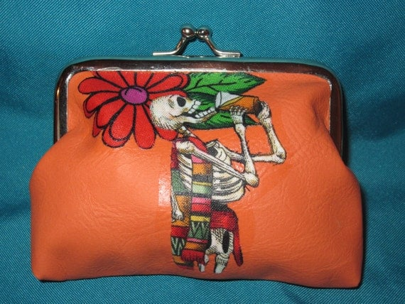 Day of the Dead Coinpurse