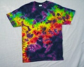 Raspberry Sunset Tie Dye Size Medium