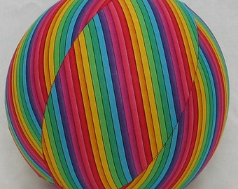 Balloon Ball TOY - Rainbow of Colors - GREAT Art Party Favor or Decor