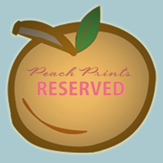 Timeline save the date - Reserved